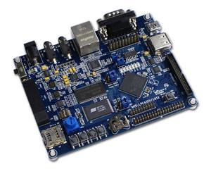 MYD-LPC435X Development Board