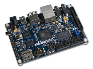 MYS-SAM9G45 Single Board Computer