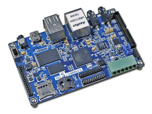 MYS-SAM9X5 Single Board Computer