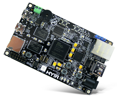 Z-turn Board | Xilinx XC7Z010, XC7Z020, Zynq-7010, Zynq-7020, ARM