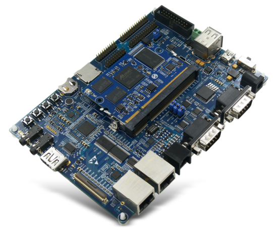 MYD-JA5D44 Development Board