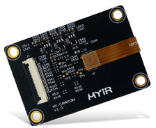 MY-CAM003M Camera Module | MIPI CMOS Camera-Welcome to MYIR